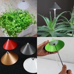 Plantenverlichting isun Potled 10w Koper Kapje
